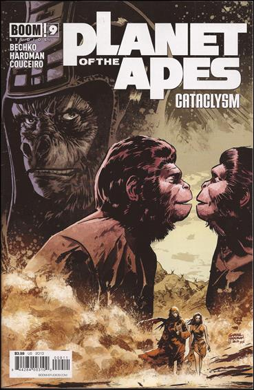Planet of the Apes: Cataclysm 9-A by Boom! Studios
