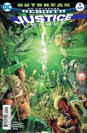 Justice League (2016) 9-A