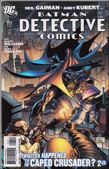 Detective Comics (1937) 853-A by DC