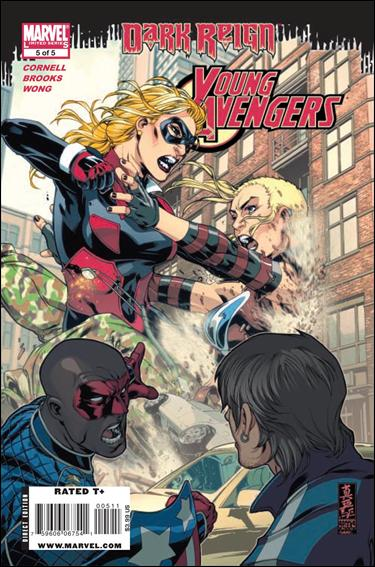 Dark Reign: Young Avengers 5-A by Marvel