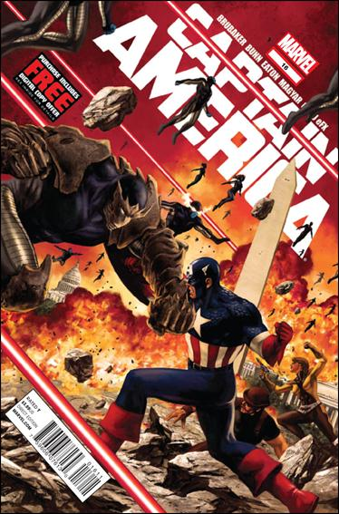 Captain America (2011) 16-A by Marvel