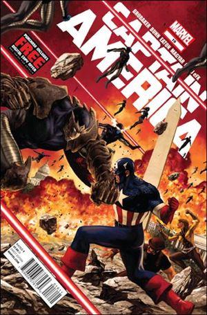 Captain America (2011) 16-A