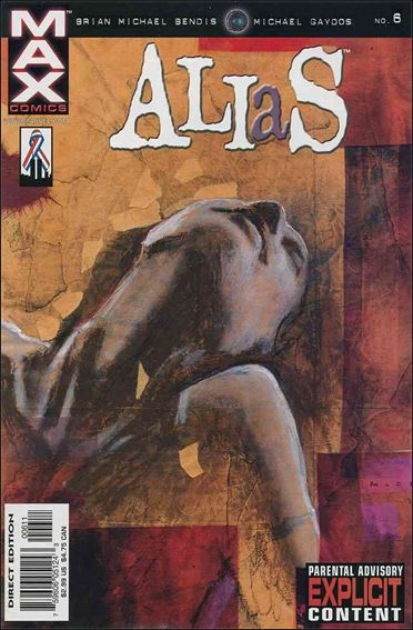 Alias (2001) 6-A by Max