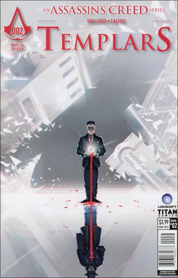 Assassin's Creed: Templars 2-C