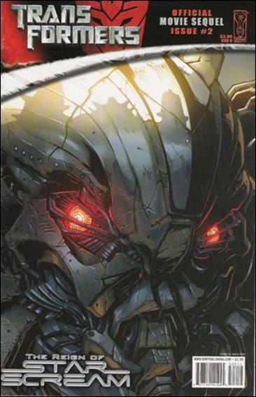 Transformers: The Reign Of Starscream 2-B by IDW