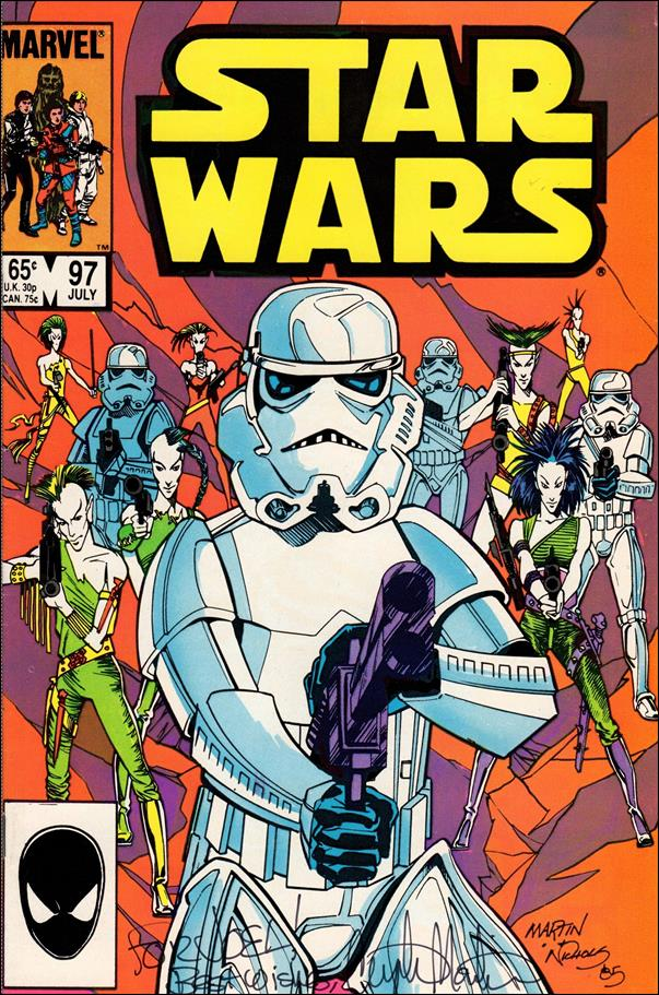Star Wars (1977) 97-A by Marvel