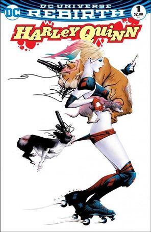 Harley Quinn (2016) 1-C