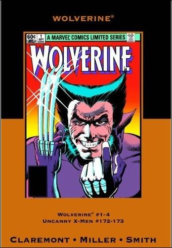Wolverine nn-B by Marvel