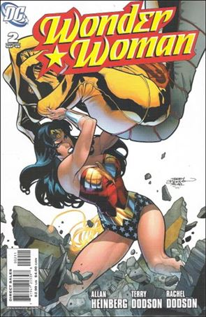 Wonder Woman (2006) 2-A