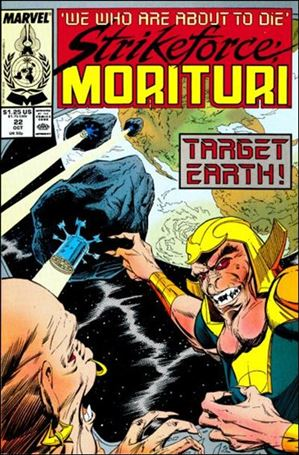 Strikeforce: Morituri 22-A