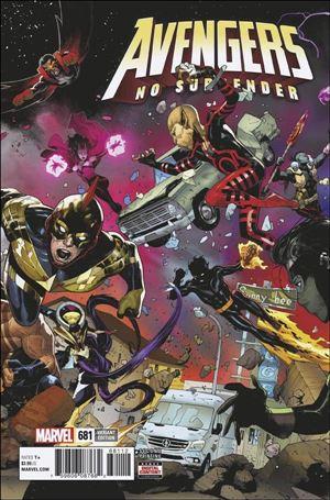 Avengers (1963) 681-C