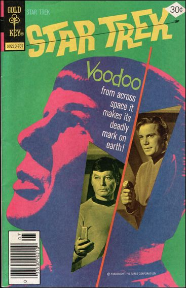 Star Trek (1967) 45-A by Gold Key