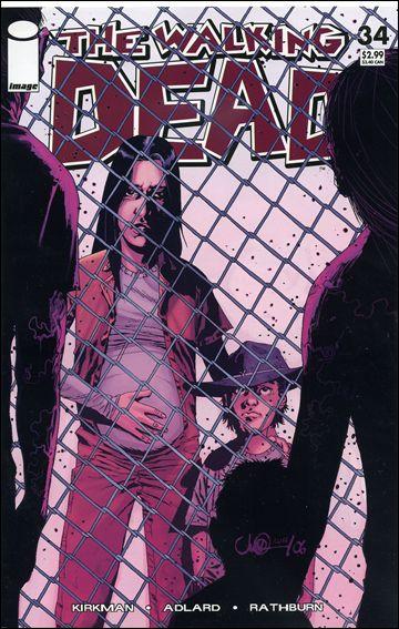 Walking Dead (2003) 34-A by Image