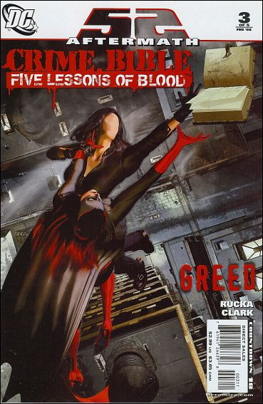 Crime Bible: The Five Lessons 3-A by DC
