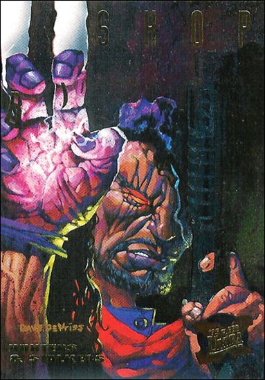 1995 Fleer Ultra X-Men (Hunters & Stalkers Subset) 5-A by Fleer