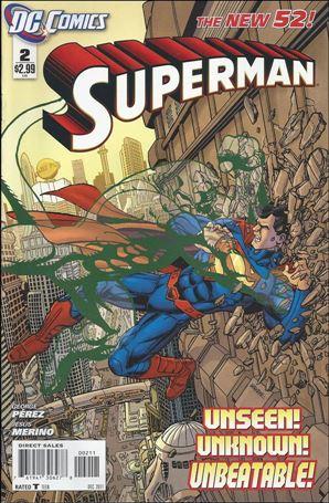 Superman (2011) 2-A