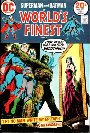 World's Finest Comics 220-A