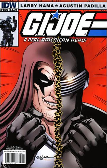 G.I. Joe: A Real American Hero 159-B by IDW