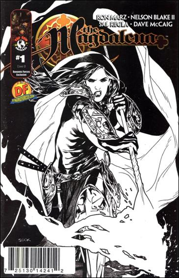 Magdalena (2010) 1-D by Top Cow