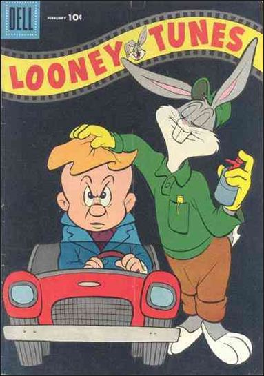 Looney Tunes and Merrie Melodies 172-A by Dell
