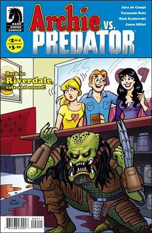 Archie vs Predator 2-A
