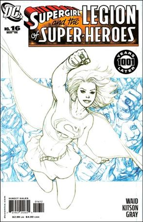 Supergirl and the Legion of Super-Heroes 16-B