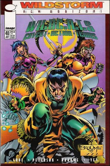 WildC.A.T.s: Covert Action Teams 40-B by Image