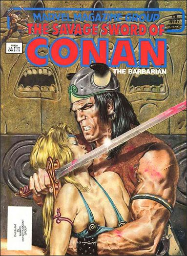 Savage Sword of Conan (1974) 97-A by Marvel