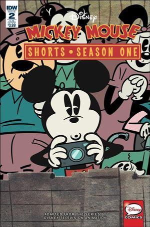 Mickey Mouse Shorts: Season One 2-B