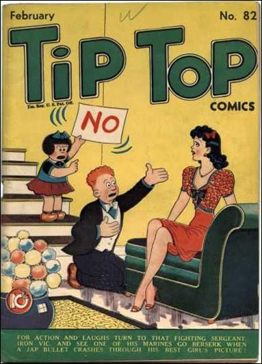 Tip Top Comics 82-A by St. John