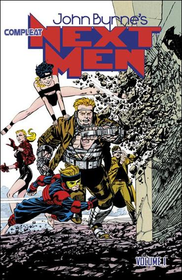 Compleat John Byrne's Next Men 1-A by IDW