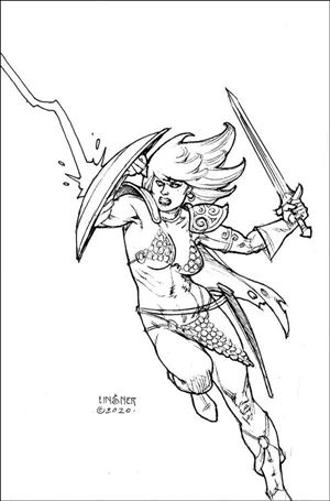 Red Sonja: The Superpowers 4-U