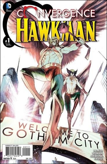 Convergence Hawkman 1-A by DC