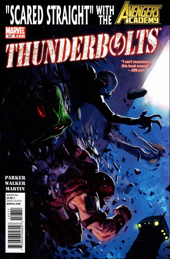 Thunderbolts (1997) 147-A by Marvel