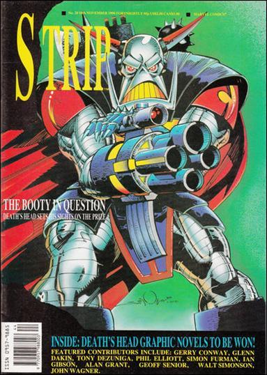 Strip 20-A by Marvel UK