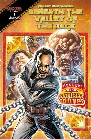 Robert Kurtzman's Beneath the Valley of the Rage 1-A by Fangoria
