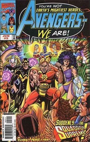 Avengers (1998) 5-A