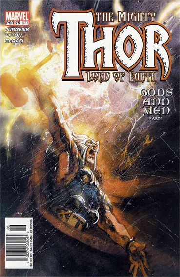 Thor (1998) 75-A by Marvel