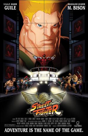 Street Fighter Unlimited 7-C