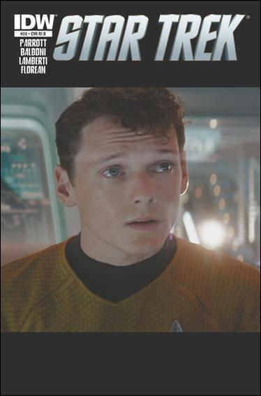 Star Trek (2011) 20-C by IDW
