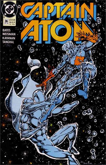 Captain Atom (1987) 36-A by DC