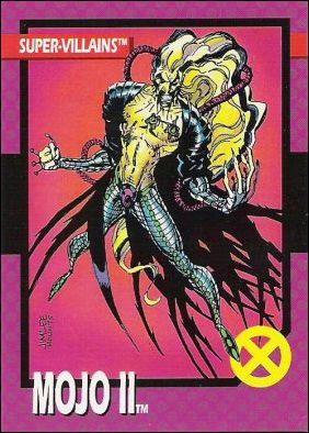 X-Men: Series 1 (Base Set) 45-A by Impel