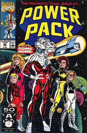 Power Pack (1984) 62-A