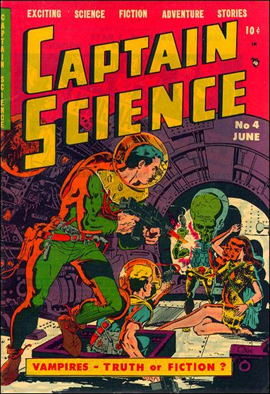 Captain Science 4-A by Youthful