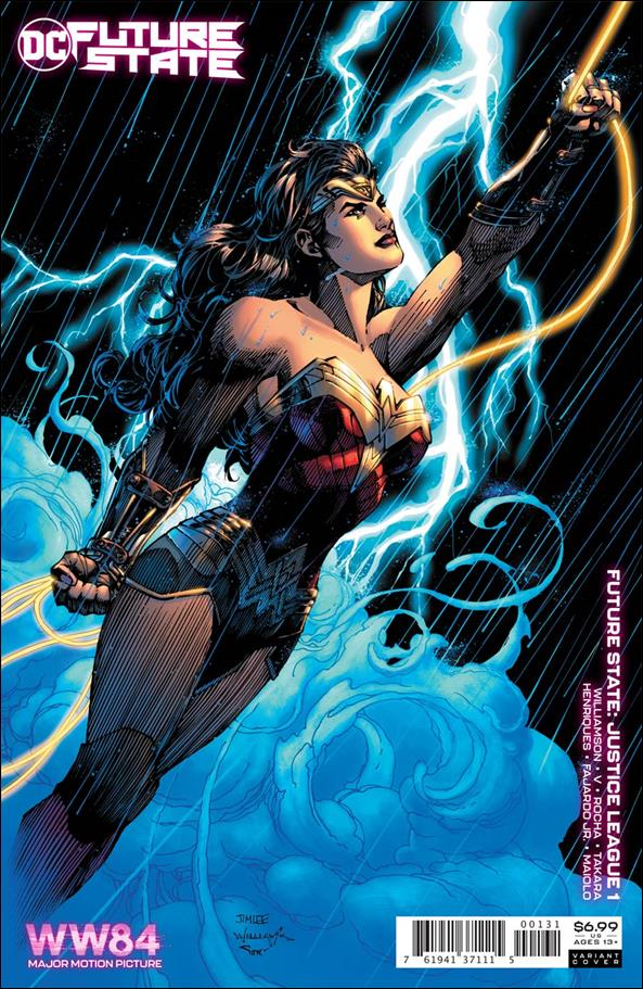 Future State: Justice League 1-C by DC