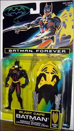 Batman Forever Blast Cape Batman