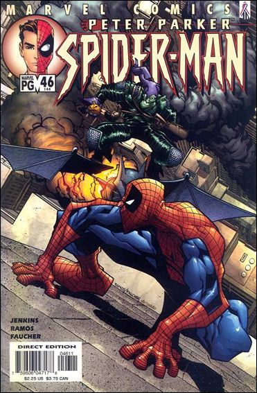 Peter Parker: Spider-Man 46-A by Marvel