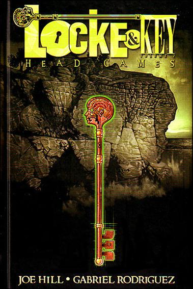 Locke & Key 2-D by IDW