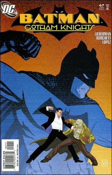 Batman: Gotham Knights 67-A by DC