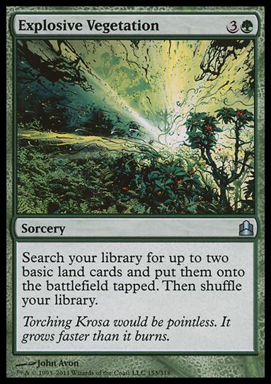 Magic the Gathering: Commander (Base Set)153-A by Wizards of the Coast